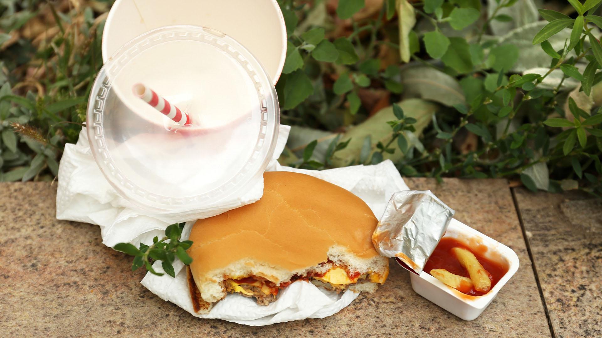 Essensreste und Exkremente – Verschwendung die krank macht