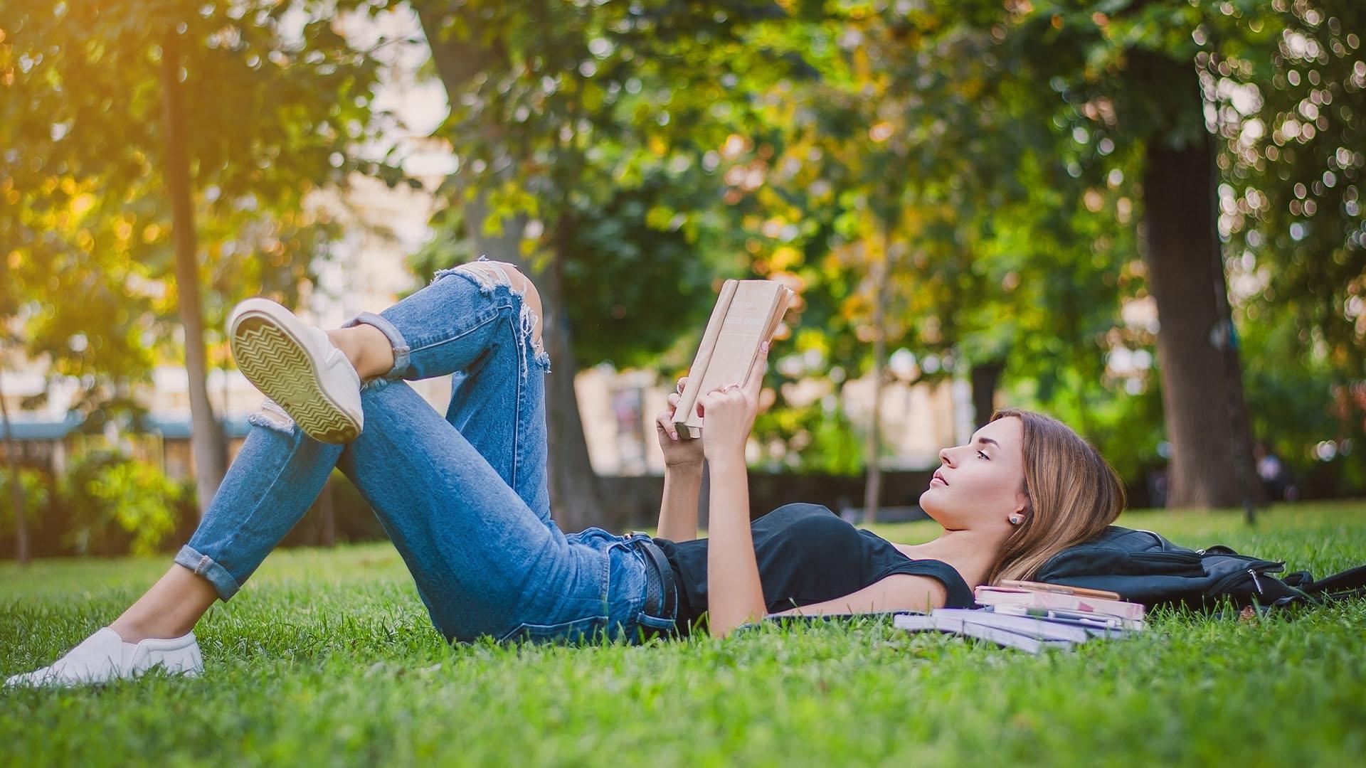 Grünflächen verbessern unser Wohlbefinden